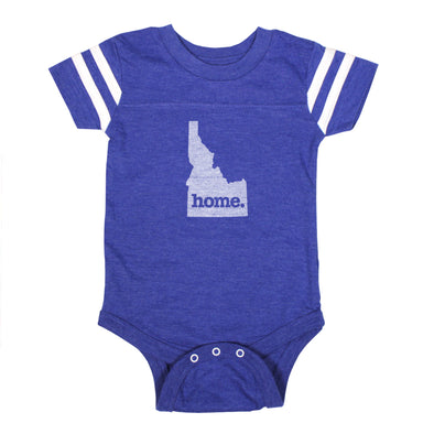 home. Football Baby Bodysuit - Idaho