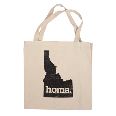 Canvas Tote Bag - Idaho