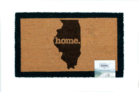 home. Door Mats - (5 Pack) Illinois