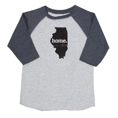 home. Youth/Toddler Raglans - Illinois