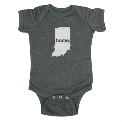 home. Baby Bodysuit - Indiana