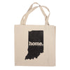 Canvas Tote Bag - Indiana