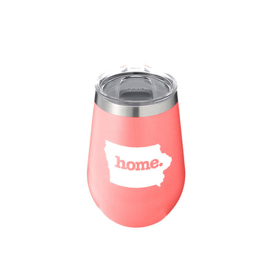 Bevanda home. Drinkware 12oz. Wine Tumbler - Iowa