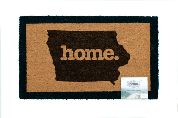 home. Door Mats - (10 Pack) Iowa