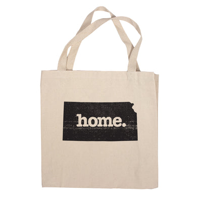 Canvas Tote Bag - Kansas