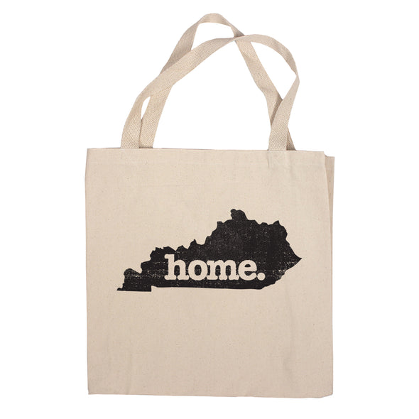 Canvas Tote Bag - Kentucky