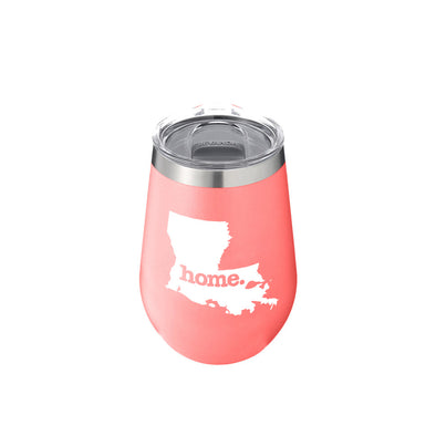Bevanda home. Drinkware 12oz. Wine Tumbler - Louisiana