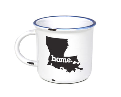 home. Camp Mugs - Louisiana