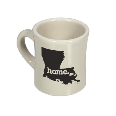 home. Diner Mugs - Louisiana