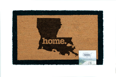 home. Door Mats - (5 Pack) Louisiana