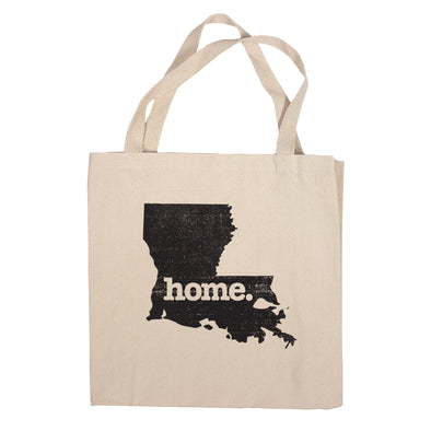 Canvas Tote Bag - Louisiana