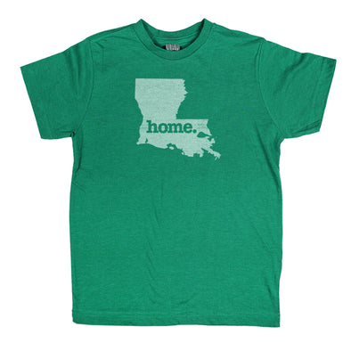 home. Youth/Toddler T-Shirt - Louisiana