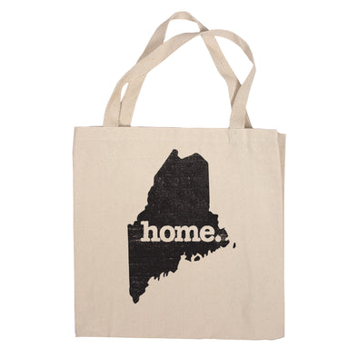 Canvas Tote Bag - Maine