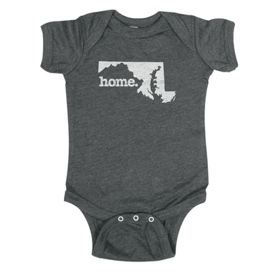 home. Baby Bodysuit - Maryland