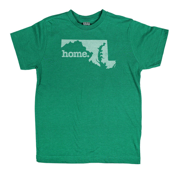 home. Youth/Toddler T-Shirt - Maryland