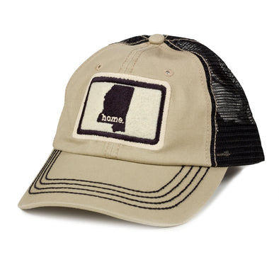 home. Mesh Hat - Mississippi
