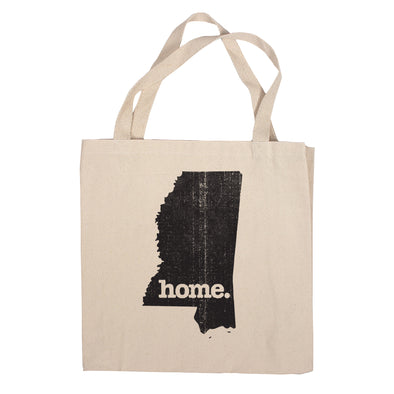 Canvas Tote Bag - Mississippi