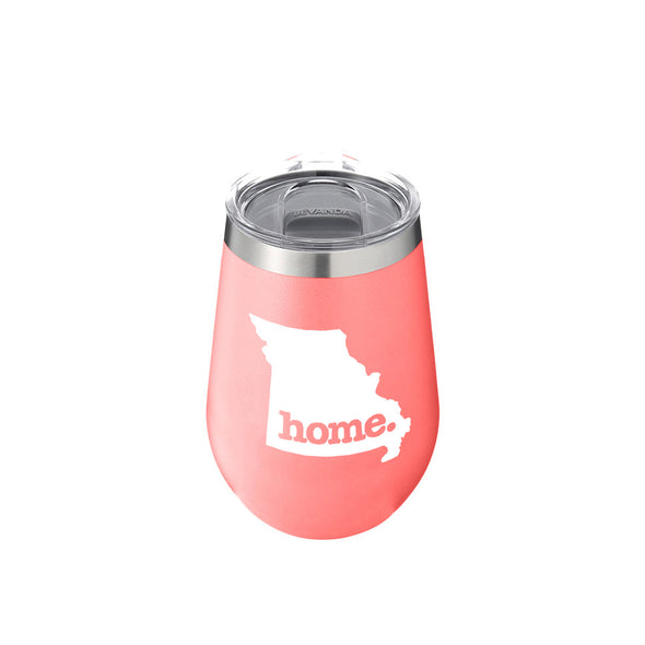 Bevanda home. Drinkware 12oz. Wine Tumbler - Missouri