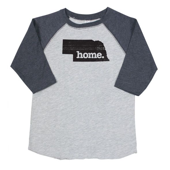 home. Youth/Toddler Raglans - Nebraska