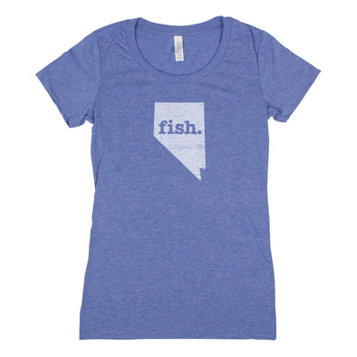 fish. Women's T-Shirt - Nevada