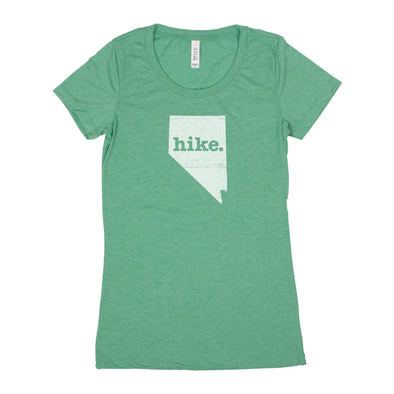 hike. Women's T-Shirt - Nevada