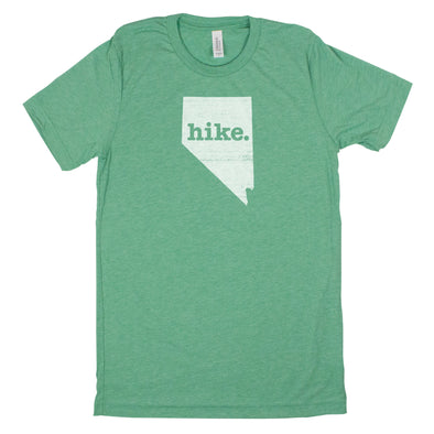 hike. Men's Unisex T-Shirt - Nevada