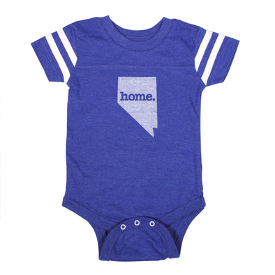 home. Football Baby Bodysuit - Nevada