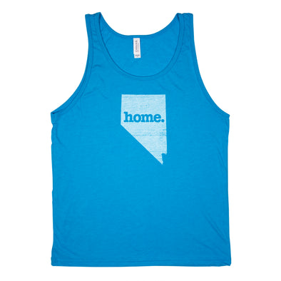 home. Men's Unisex Tank Top - Nevada