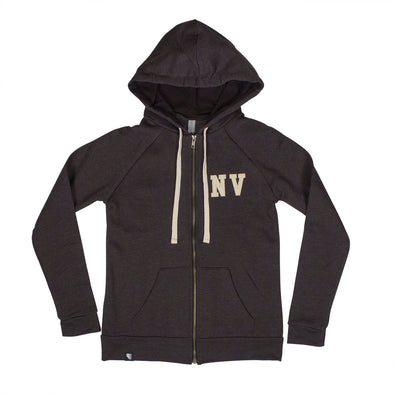 Shorthand Women's Zip Hoodie - Nevada