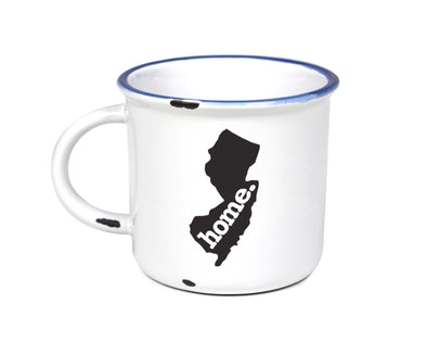 home. Camp Mugs - New Jersey