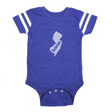 home. Football Baby Bodysuit - New Jersey