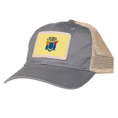 State Flag Hat - New Jersey