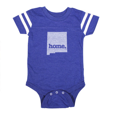home. Football Baby Bodysuit - New Mexico