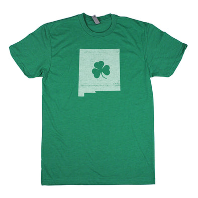Shamrock Men's Unisex T-Shirt - New Mexico
