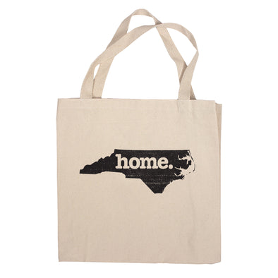 Canvas Tote Bag - North Carolina
