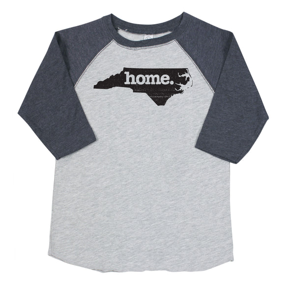 home. Youth/Toddler Raglans - North Carolina