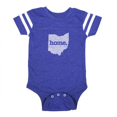 home. Football Baby Bodysuit - Ohio