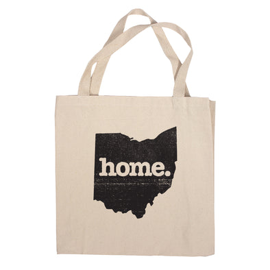 Canvas Tote Bag - Ohio