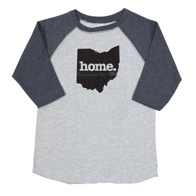 home. Youth/Toddler Raglans - Ohio