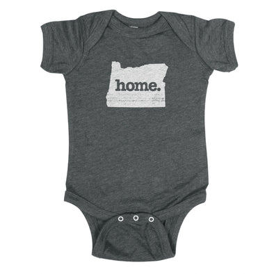 home. Baby Bodysuit - Oregon