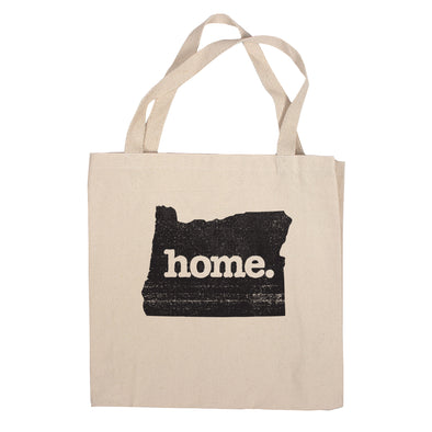 Canvas Tote Bag - Oregon