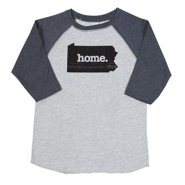 home. Youth/Toddler Raglans - Pennsylvania
