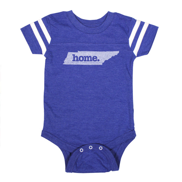 home. Football Baby Bodysuit - Tennessee