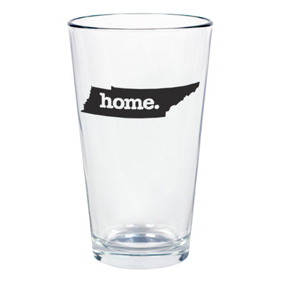 home. Pint Glass - Tennessee