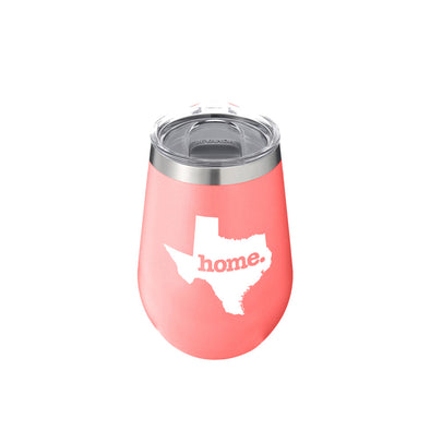 Bevanda home. Drinkware 12oz. Wine Tumbler - Texas