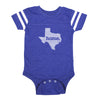 home. Football Baby Bodysuit - Texas