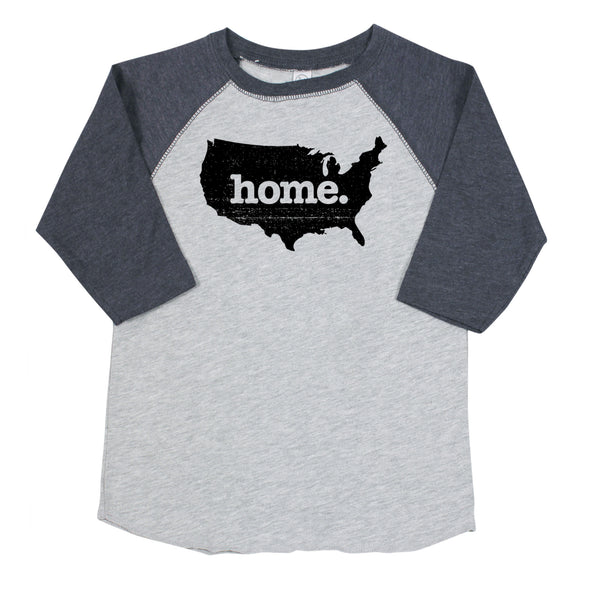 home. Youth/Toddler Raglans - US