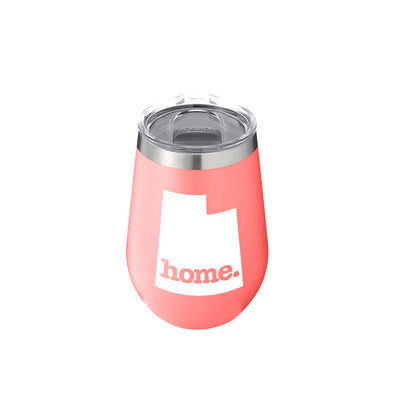 Bevanda home. Drinkware 12oz. Wine Tumbler - Utah