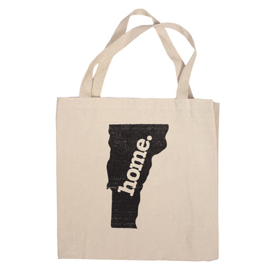 Canvas Tote Bag - Vermont