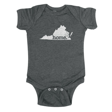 home. Baby Bodysuit - Virginia